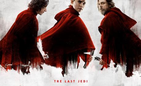 Secretos de Star Wars Episodio VIII: Los últimos jedi.