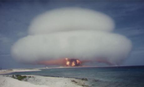 Pruebas nucleares Estados Unidos