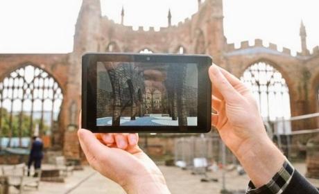 Cierra Google Tango, el primer proyecto de realidad aumentada