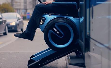 silla ruedas escaleras