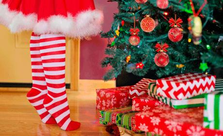 Árbol de Navidad personalidad