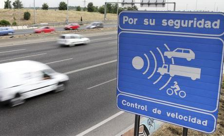 Dónde están los radares que más multan en España