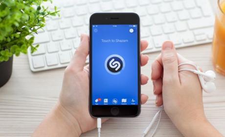 Shazam actualización iOS música offline