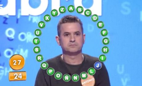 Rosco Pasapalabra ganador