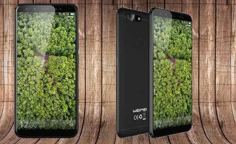 Weimei WePlus 3 con cuatro cámaras, ya a la venta
