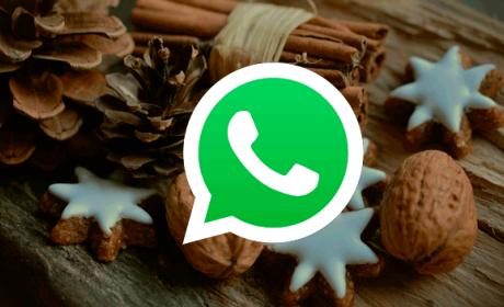 Cómo felicitar la Navidad 2017 por WhatsApp
