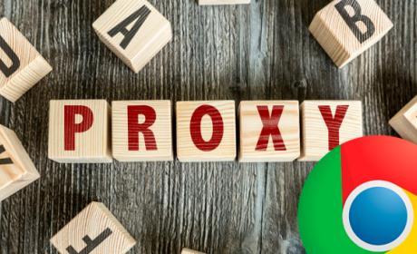 proxy chrome