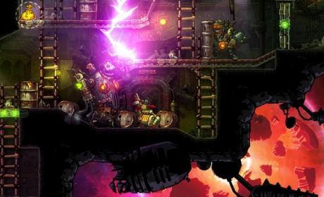 Descarga gratis el genial juego Steamworld Heist para PC