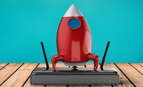 Dónde colocar el router para mejorar la cobertura y velocidad