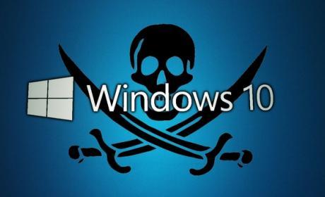 Microsoft está persiguiendo una IP por las licencias piratas de Windows