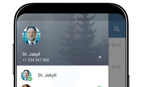 telegram multicuenta