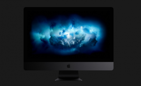 Descargar el wallpaper del Apple iMac Pro.