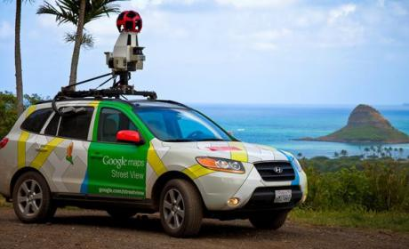 Google Street View sabe a quien votas