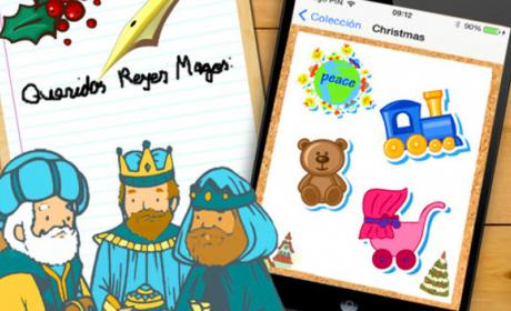 Apps carta reyes magos