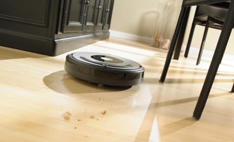 Los robots aspiradores de Roomba harán un mapa del WiFi en tu casa.