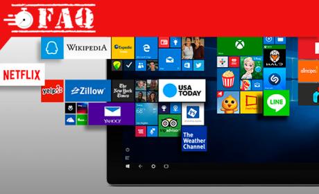Cómo abrir la tienda de aplicaciones de Windows.