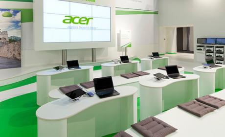 ACER en el CES 2018: nuevos portátiles y Chromebooks