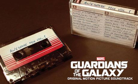 Las cintas de casete vuelven gracias a Guardianes de la Galaxia