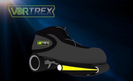 Estos zapatos para la Realidad Virtual te permiten andar sin avanzar