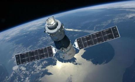 Estación espacial de China no está fuera de control