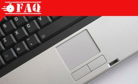 Cómo desactivar el panel táctil del touchpad en un portátil Windows 10.