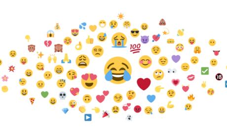 Estos son los emojis más usados en España