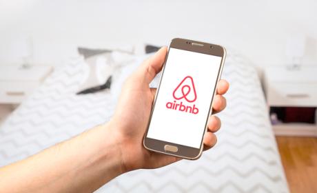 Airbnb alquiler habitaciones baratas turismo Madrid Barcelona Ámsterdam