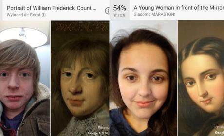 ¿Está tu retrato en un museo? Esta app de Google te lo dice