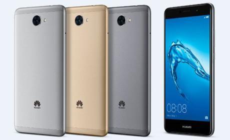Huawei Y6 2017.