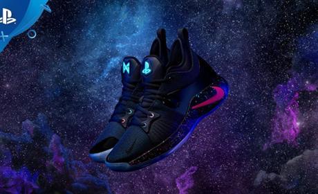 Sony y Nike se unen para las zapatillas de PlayStation
