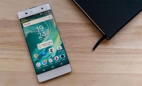 Recuperar móvil Sony Xperia robado o perdido