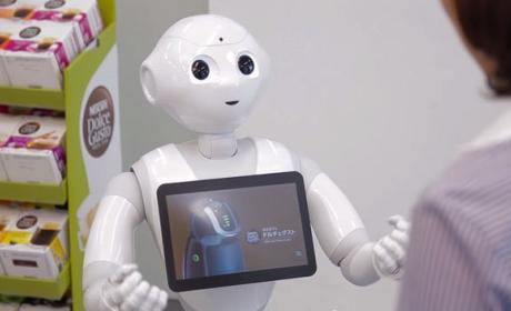 robot despedido del trabajo