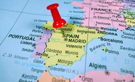 Mapas mudos de España gratis para descargar.