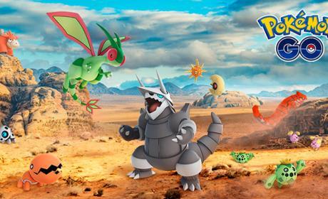 pokemon go tercera generación