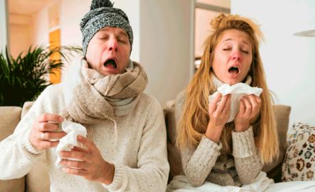 Eneros gripe ataques al corazón