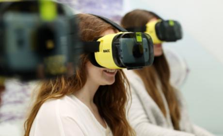 Autoescuelas RACC con Realidad Virtual