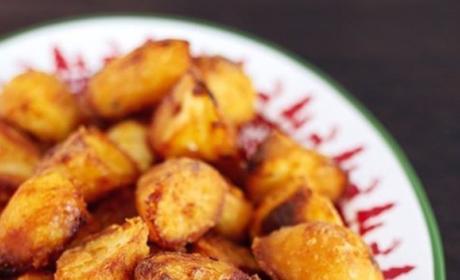 Esta es la fórmula secreta para hacer las mejores patatas asadas