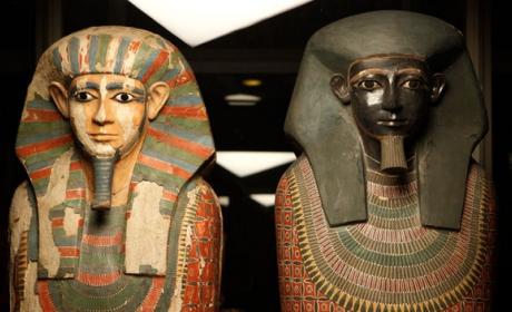 ¿Estas dos momias egipcias eran hermanos? La ciencia lo aclara