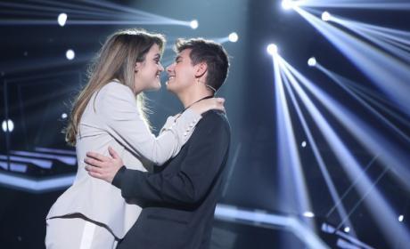 Vídeo con la canción de Amaia y Alfred que irá a Eurovisión 2018.
