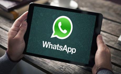 Aplicación WhatsApp para tablets Android y iPad