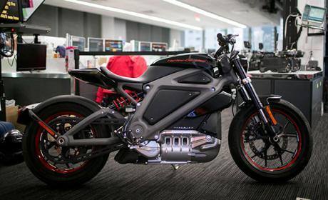 harley davidson moto electrica