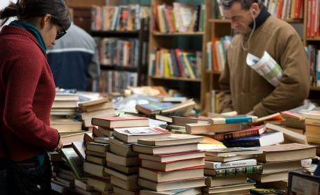Libros segunda mano