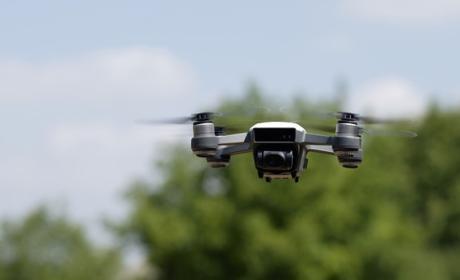 Los drones podrían salvar bosques mediante la reforestación.