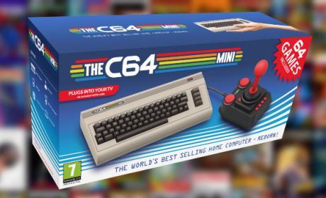 Commodore 64 Mini: precio, fecha de lanzamiento y juegos.