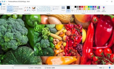 Cómo cambiar el tamaño de una imagen en Windows
