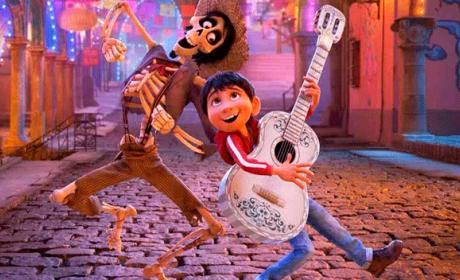 Escena eliminada Coco película