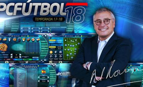 PC Fútbol 18, ya disponible en Android.