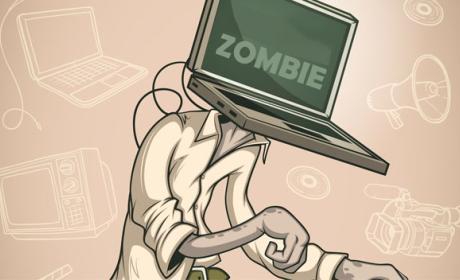 ordenador zombie