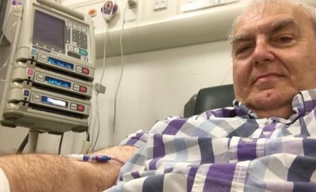 Compra máquina de quimioterapia en eBay y se trata el cáncer