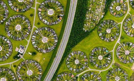 Sitios espectaculares para ver online en Google Maps y Google Earth.